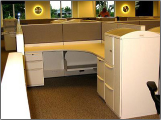 Buy used office furniture in Lansing. Workstations, chairs, desks, storage cabinets are available.