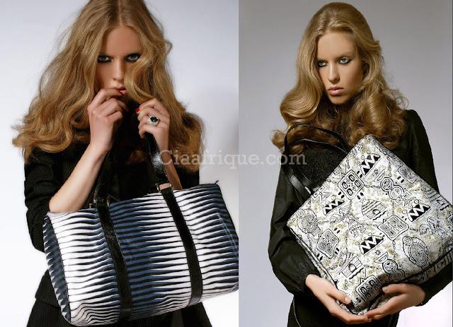 african  handbag designer on ciaafrique.