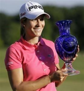 GOLF-Una española se consagra como ganadora del Sybase Match Play Championship 2012