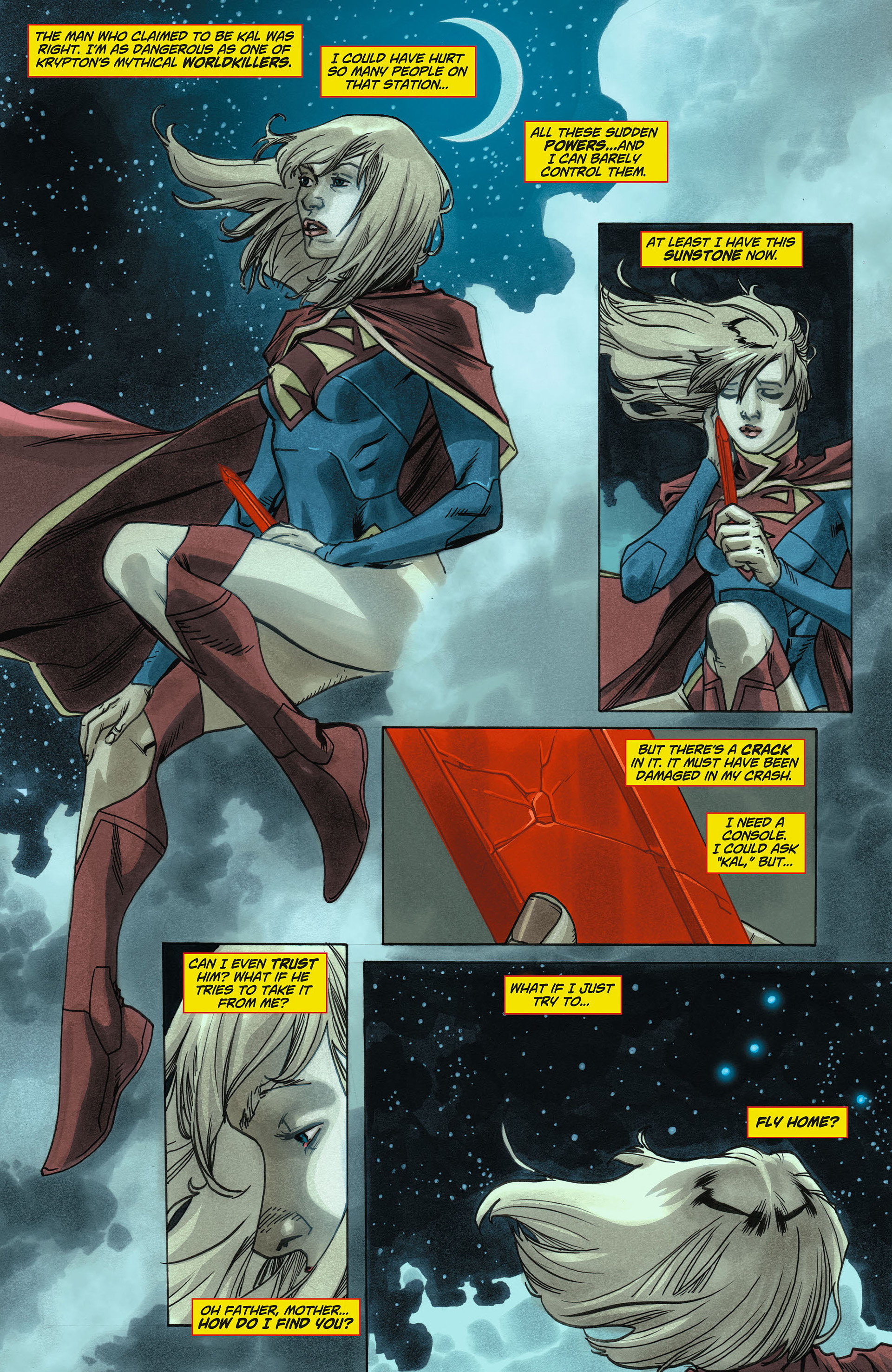 Supergirl (2011) Issue #4 #6 - English 19