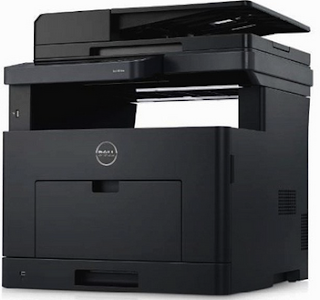 Dell Cloud Multifunction Printer H815dw Driver Free Download