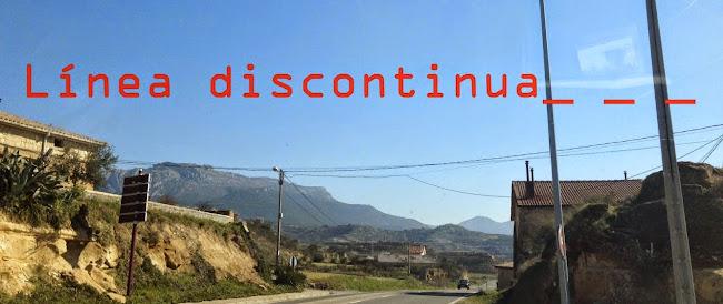 Línea discontinua_ _ _