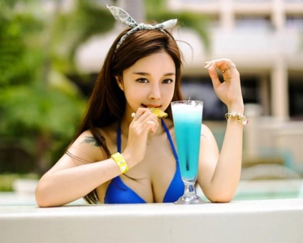 Ảnh gái xinh nhất xứ sở Kim Chi 2