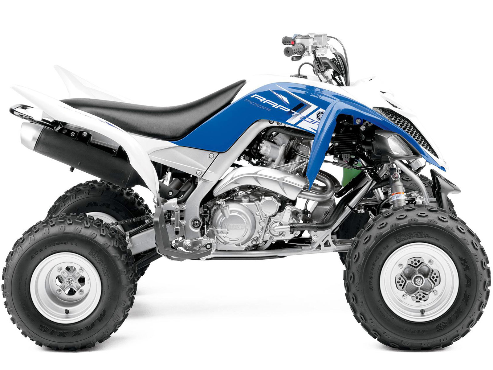 yamaha pictures 2013 raptor 700r atv specifications. Black Bedroom Furniture Sets. Home Design Ideas