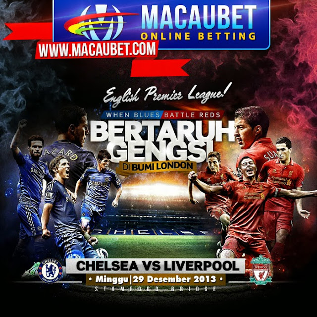 Chelsea vs liverpool 22 30 wib di sctv english premier league