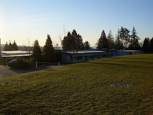 A beautiful day at Gibsons Elementary School.
