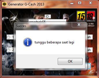 273 · 147 kB · png, Generator G-Cash Gemscool 2013 V6.0 (Work 100%