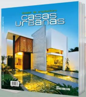 CASAS URBANAS via www.lasfachadas.blogspot.com
