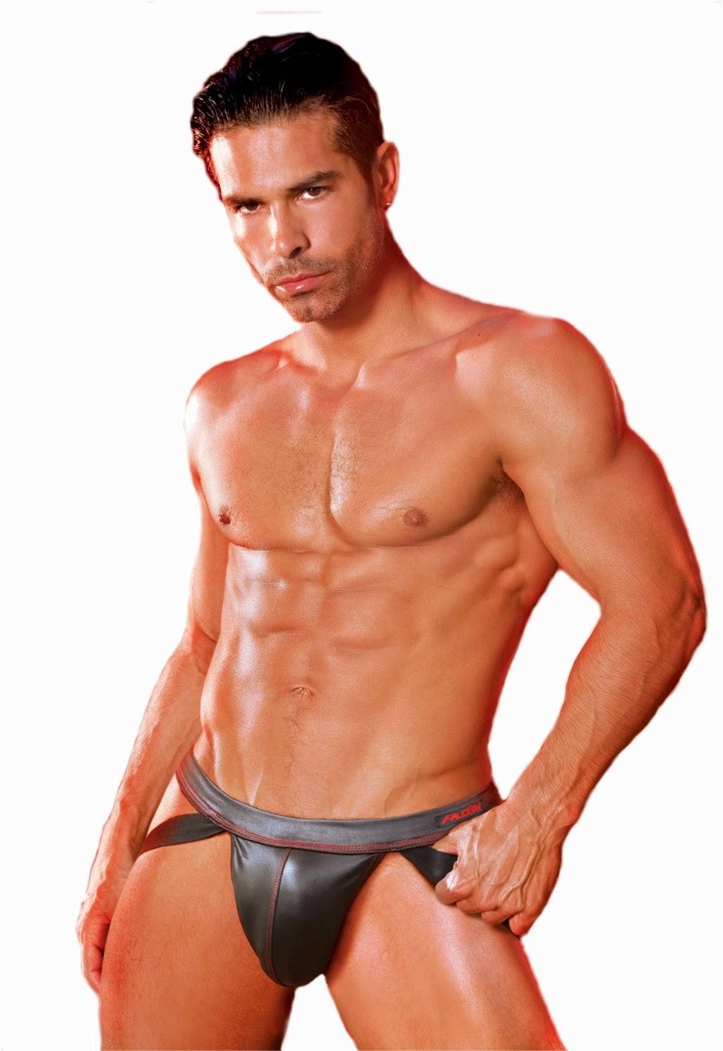 Falcon Wet Look Jock Underwear Gayrado