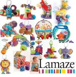 LAMAZE TOYS & OTHERS.MURAH!