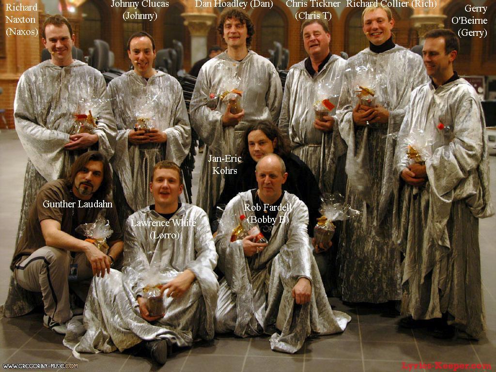 Gregorians, The - Gregorian Chill Mysteries Volume 4