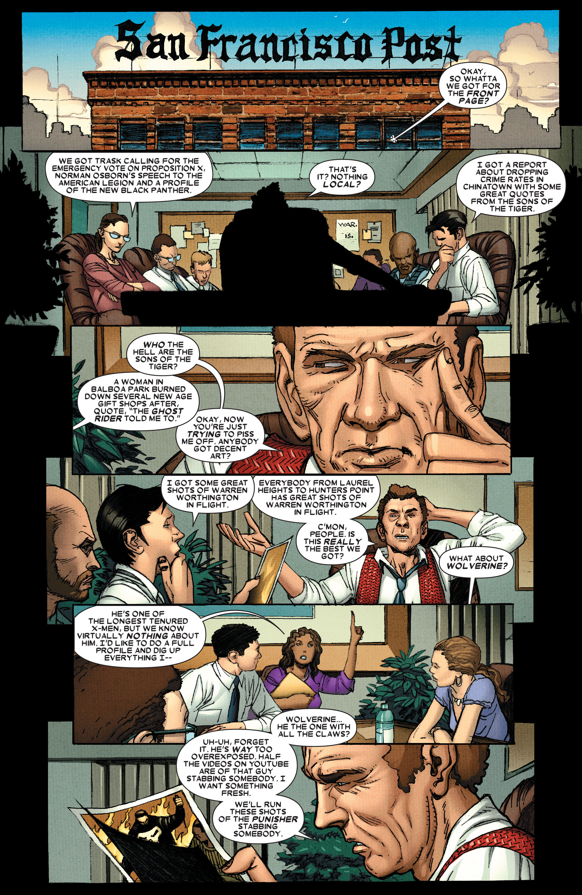 Wolverine: Weapon X #2 #15 - English 3