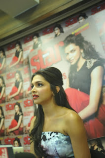 Actress Deepika Padukone Latest Pictures at Starweek Magazine Diwali Special Edition Launch 0025.jpg
