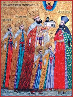 Azi 16 august praznuirea Sfintilor Mucenici Brancoveni impreuna cu sfetnicul Ianache !