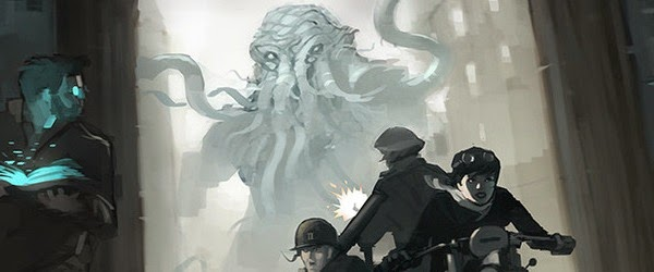 Modiphius Announce Achtung! Cthulhu Board Game