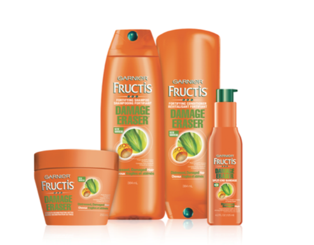 Garnier Fructis Damage Eraser Review