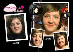 avant/après Eliane