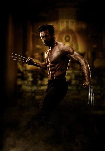 Hugh-Jackman-Flexes-Body-in-The-Wolverine-Still