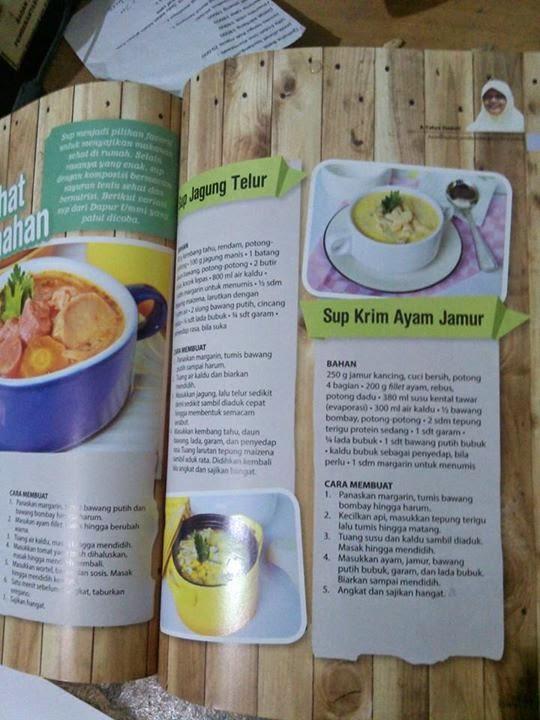 Rubrik Majalah Ummi