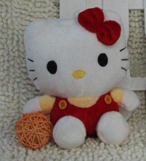 Hello Kitty Plush Soft Toy