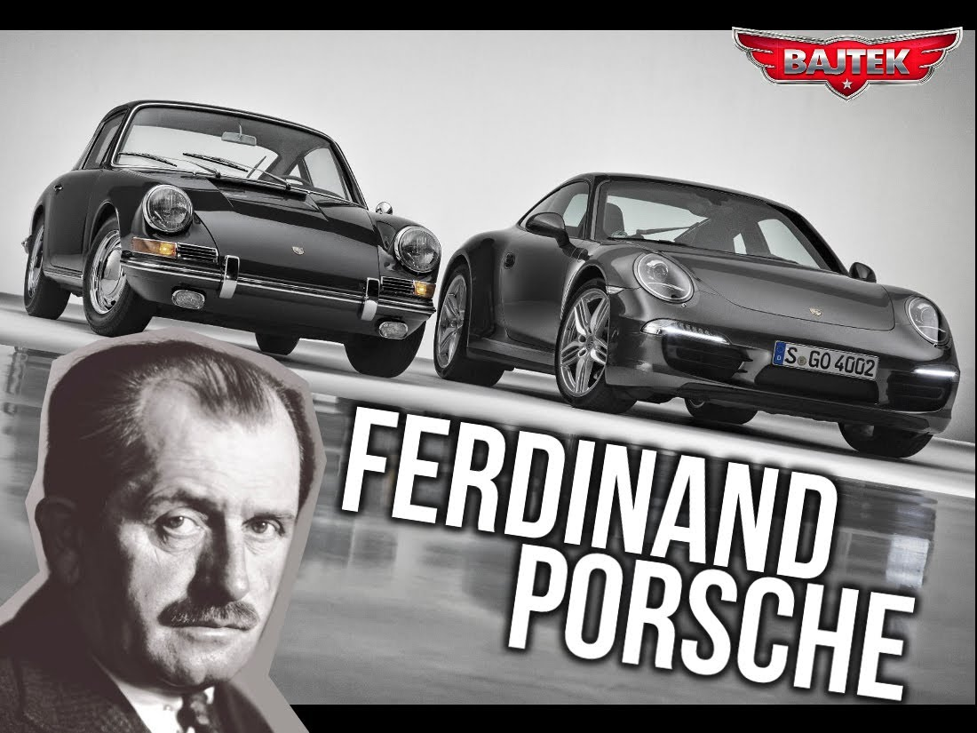 tendencias trends 2016 ferdinand porsche. Black Bedroom Furniture Sets. Home Design Ideas