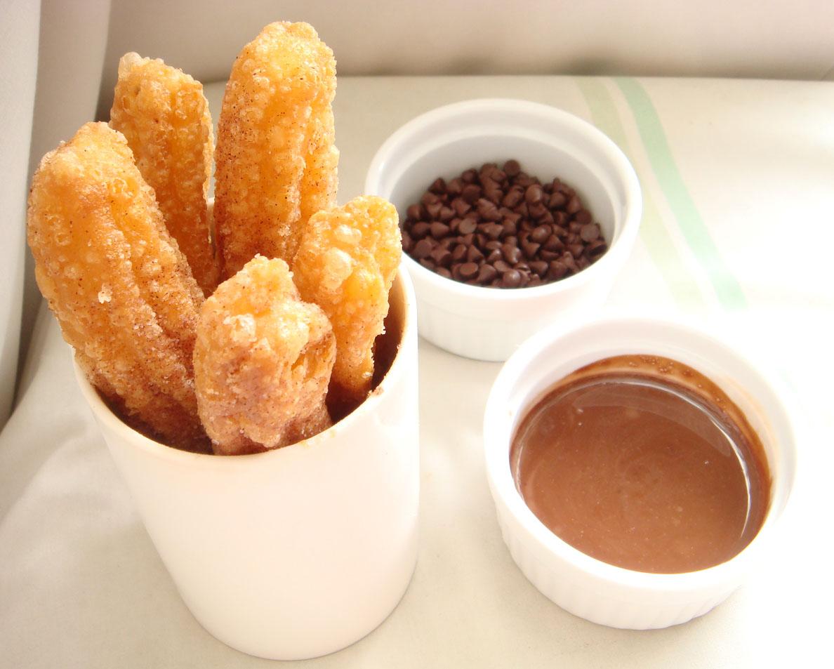 Churros Recipe ~ Easy Dessert Recipes