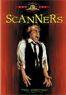 Scanners DVD cover and Amazon link