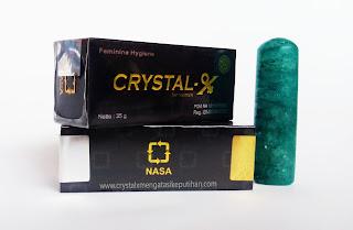 Crystal X Mengatasi Keputihan Agar Cepat Hamil