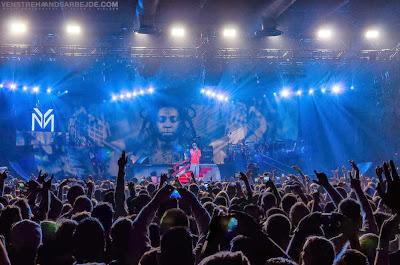 fotos de lil wayne en concierto