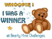 Bearly Mine winner