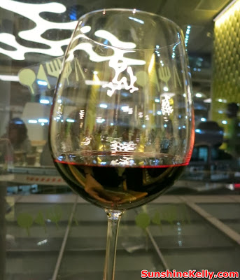 MIGF 2013, MIGF Menu, Food Beverage, Nook, Aloft KL Sentral, food review, wine, Madfish, Shiraz, Australia, red wine