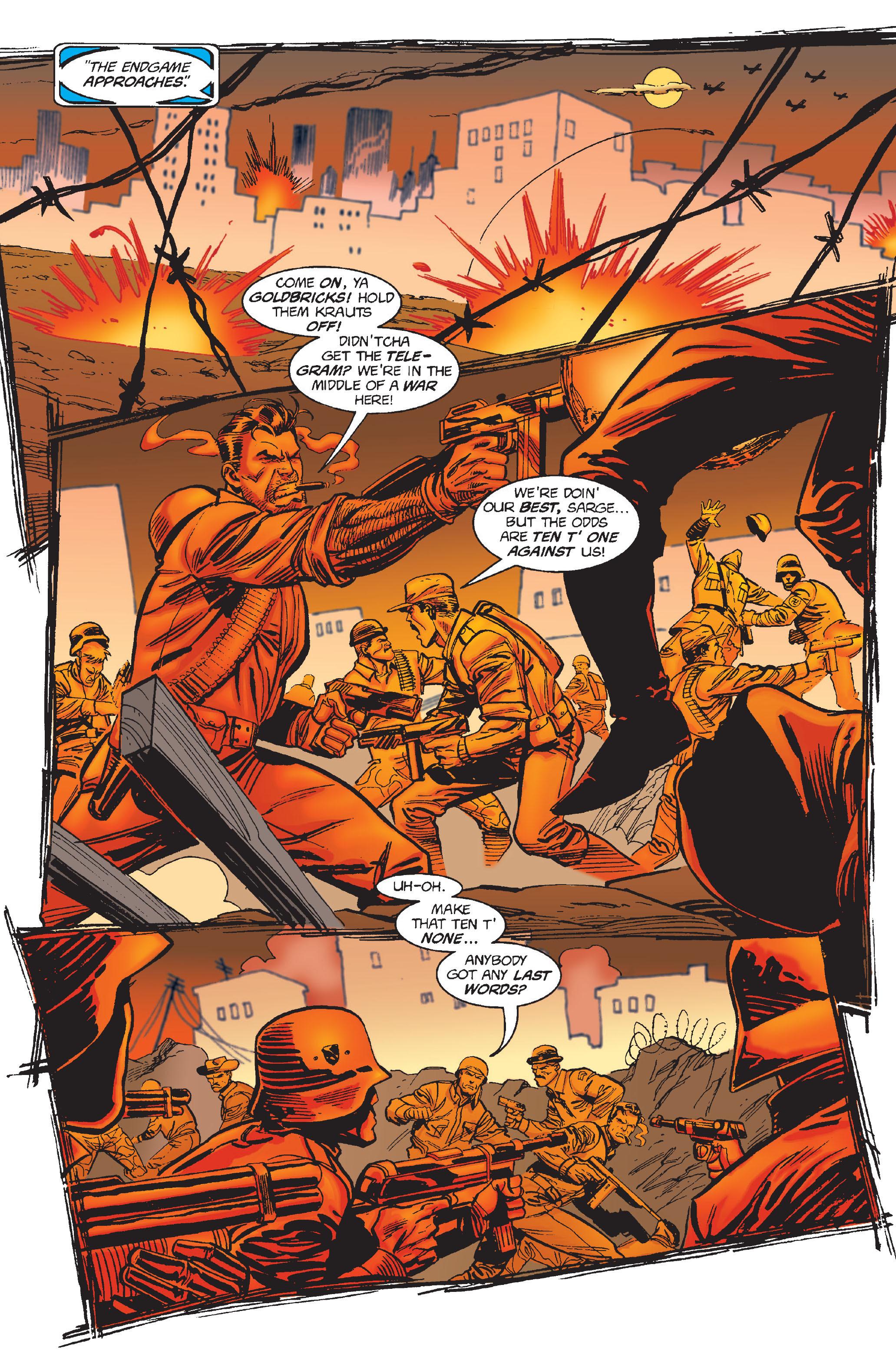 Captain America (1968) Issue #448 #402 - English 21