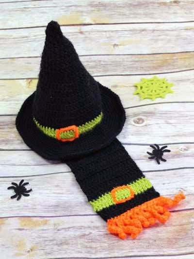 Free Crochet Patterns For Halloween : Free Crochet Patterns and Tips: Free Halloween Crochet ...