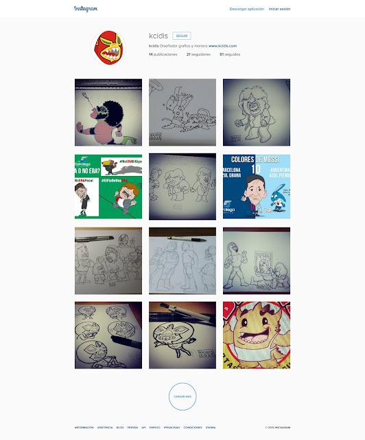kcidis en instagram