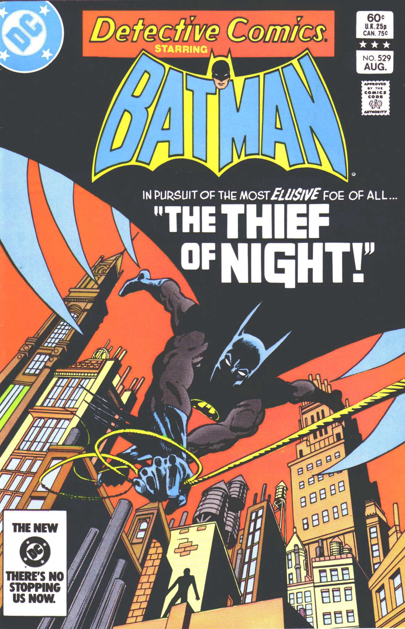 Detective Comics (1937) 529 Page 1