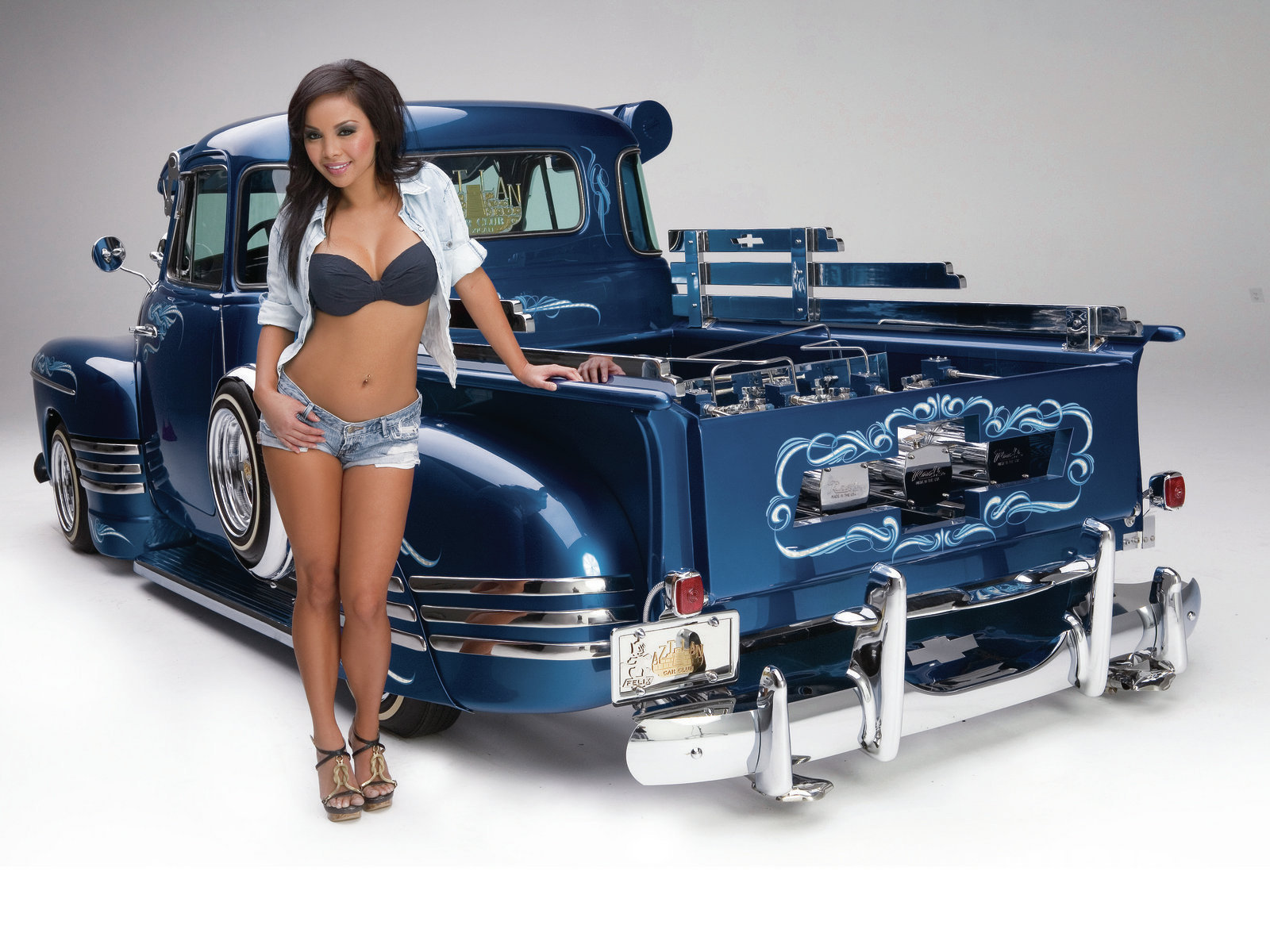 Chevy Truck Girls