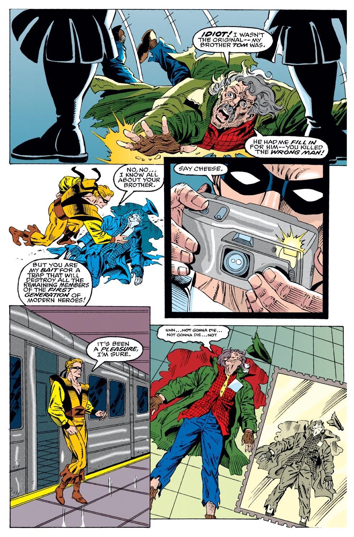 Captain America (1968) Issue #442 #396 - English 7