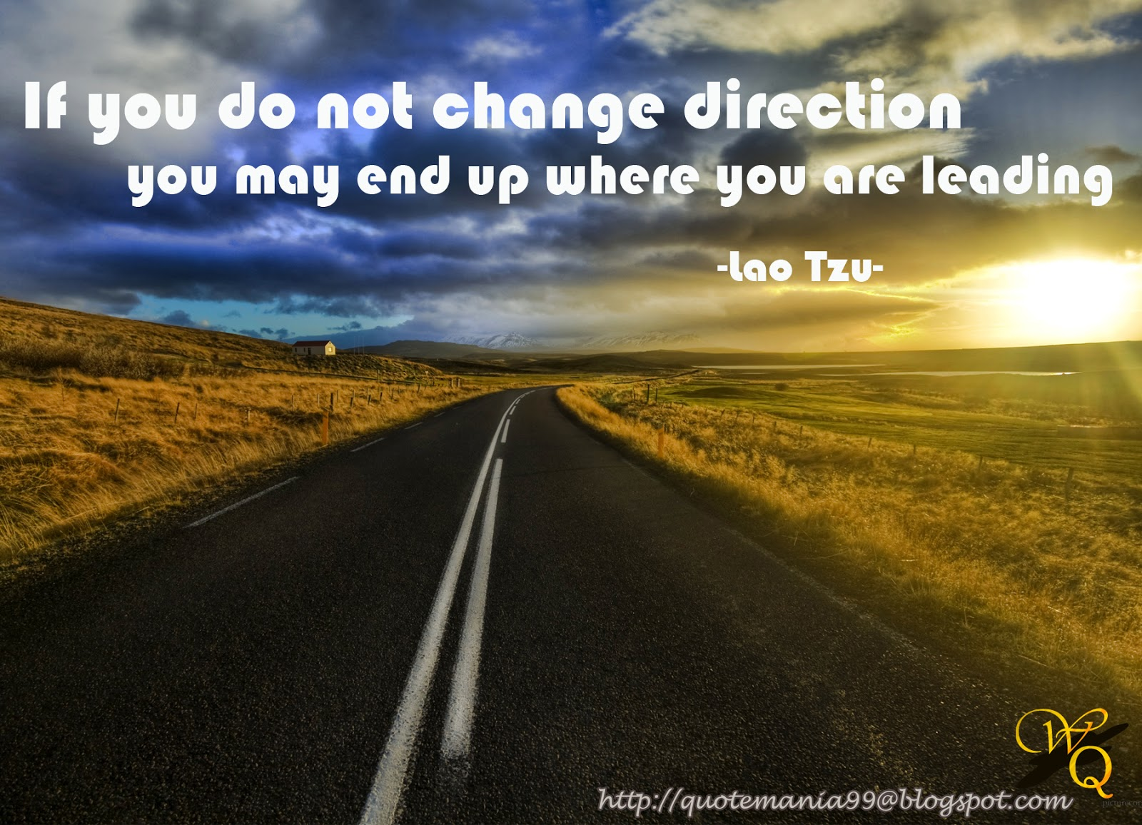 if you do not change you