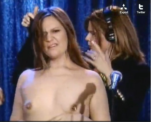 howard stern mom strip