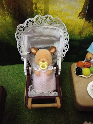 Sylvanian Families Buckley Red Deer Baby