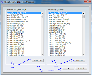 Remap Key Board in Windows  تغير مفتاح في لوحة المفاتيح بدلا من مفتاح