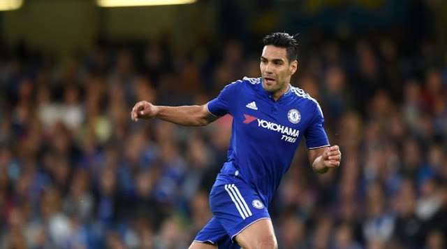 Falcao still not ready for Chelsea return