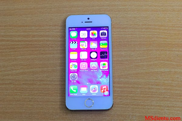 Iphone 5S Trung Quốc tại msdientu