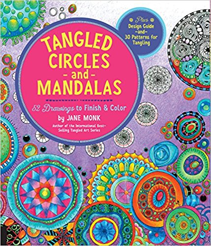 Tangled Circles and Mandalas