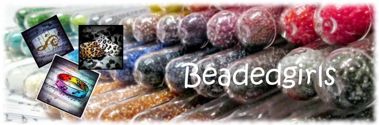 Beadedgirls czyli K&N - bransoletki, naszyjniki i inne szkiełka ...