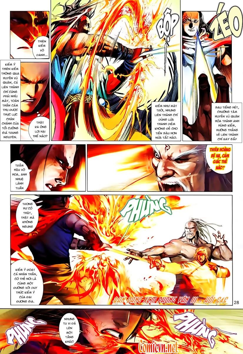 Phong Vân chap 646 Trang 28 - Mangak.info
