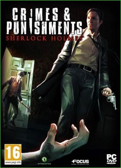 [GameGokil.com] Sherlock Holmes Crimes and Punishments Single Link Iso Full Version