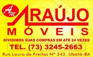 Araújo Moveis em Ubatã Bahia
