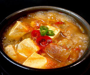 resep Kimchi jjigae (김치찌개)