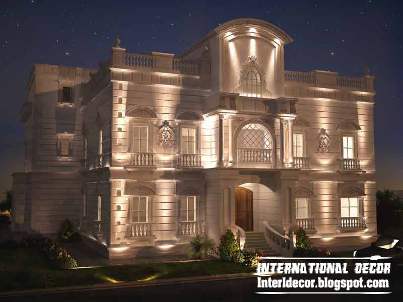Modern-Classic Villa